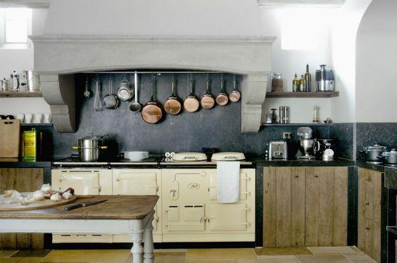5 Must Have per una Cucina Retrò Arredamento in Stile Vintage Casa #homedecor #decor #homeinspirations