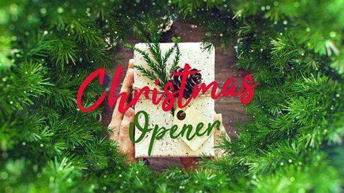 Christmas Opener 22889096 - Project for After Effects (Videohive)