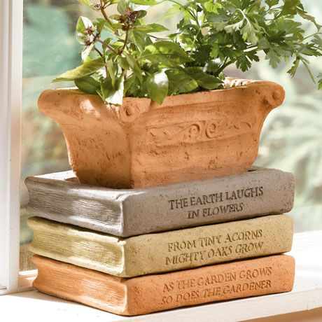 Cool planter from Signals catalog