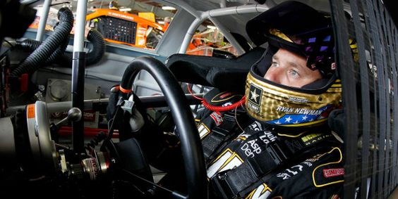 NASCAR.com - Behind the Wheel with Ryan Newman: Newman addresses burning questions.