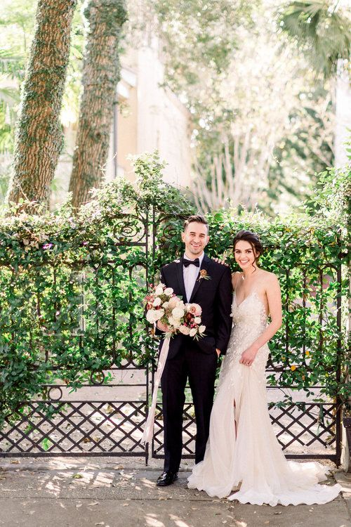 Downtown Elopement In Charleston Sc With Images Charleston