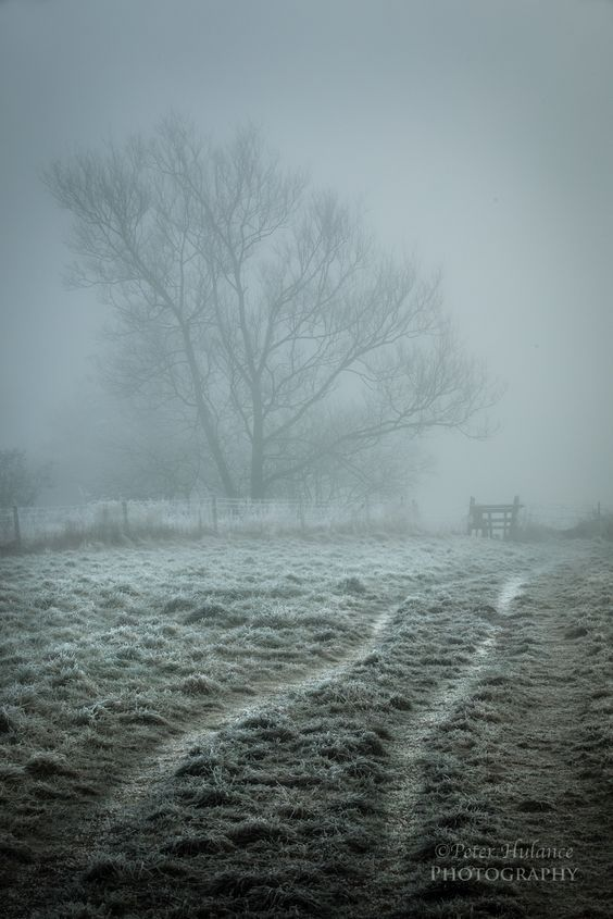 Peter Cold Photography Winter Landscape Sky Photography