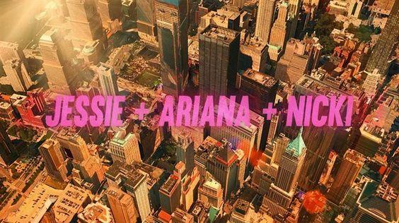 Check out the #Vevo #musicvideo for Bang Bang by Jessie J & Ariana Grande & Nicki Minaj