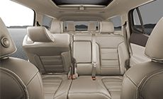 Seat up to 7 passengers in the All-New Acadia mid-size SUV.