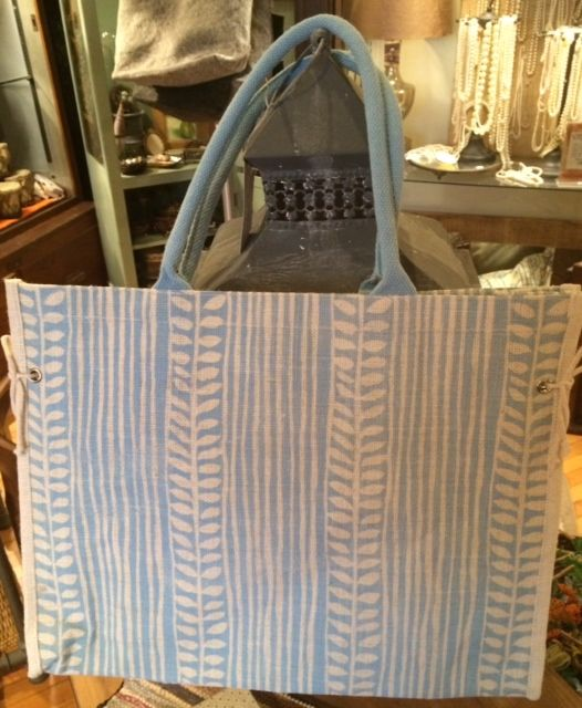 our soft aqua market bag to help you help save the world [and stay in style]. $21. prettyfunnyvintage.com  80 south broadway, tarrytown, ny 10591