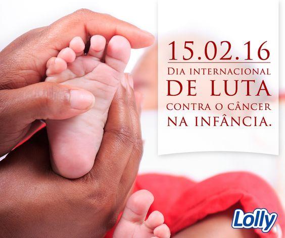 A data serve para despertar a conscientização da população sobre o problema e valoriza a luta das crianças e suas famílias para superar a doença.