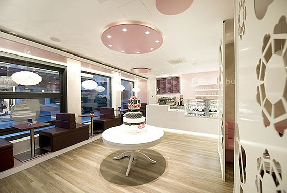Cupcake Boutique by DITTEL | Architekten, Stuttgart store design
