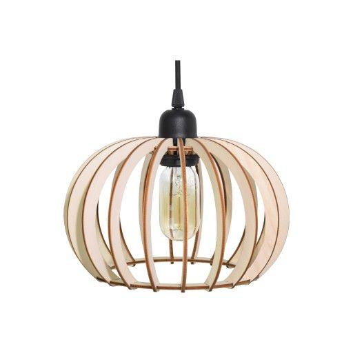 Nowosc Lampa Wiszaca Ze Sklejki Kula 250 Globe Lights Globe Pendant Scanmod Design