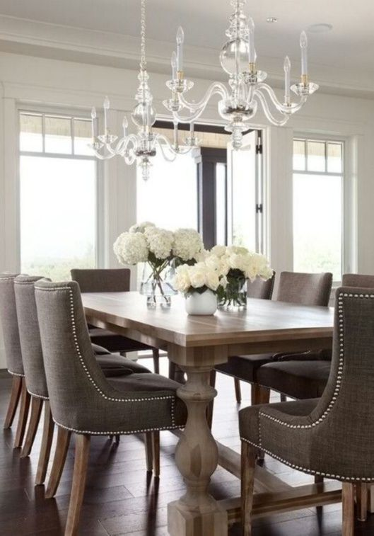 Elegant Dining Room Set French Style 15 Classy Home Decor