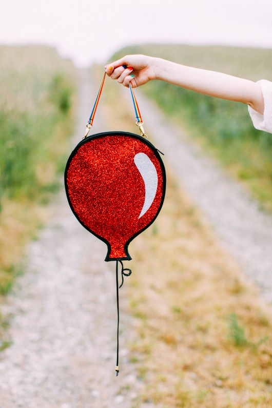 Outfit: The Red Balloon