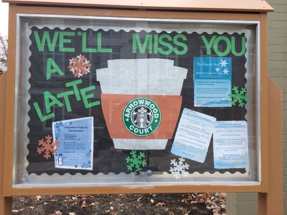 Latte, Miss You And Bulletin Boards On Pinterest