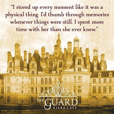 the guard the selection pdf free