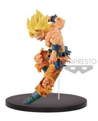 Figura Match Makers Super Saiyan Son Goku 16 Cm Dragon Ball Z Banpresto Foto 1 Goku Super Saiyan Super Saiyajin Figuras De Anime