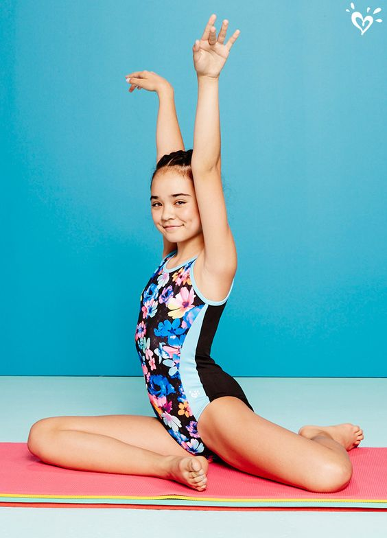 Gymnastics Activewear and Clothes on Pinterest