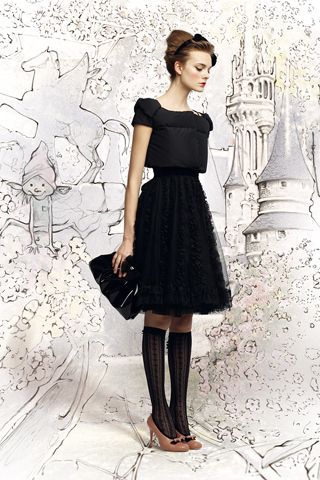 Toya's Tales: What Will Catch My Eye?: Red Valentino: My Faves From the Fall 2012 Red Valentino Show