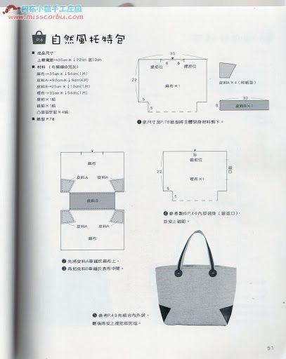 就是要做托特包 - 淳淋1 - Picasa Web Albums with the most beautiful patchwork bags:
