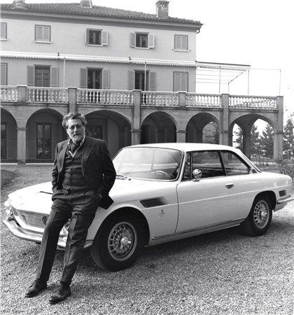 Piero Rivolta y Iso Rivolta GT