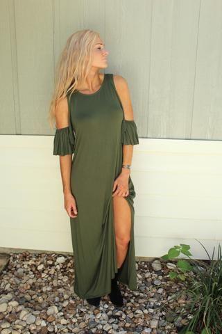 Harlow Maxi Dress