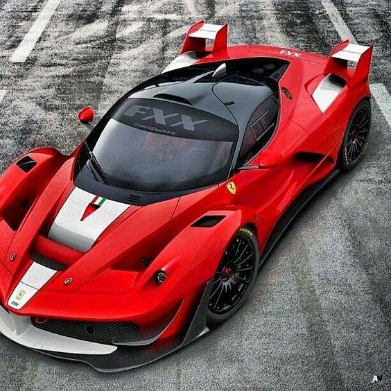 Ferrari FXX ferrari is the best too i like ford but ferrari is the best he's really fast the design too so dope drem cars