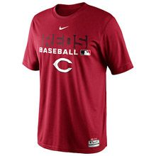 Cincinnati Reds Authentic Collection Dri-FIT Legend Team Issue T-Shirt