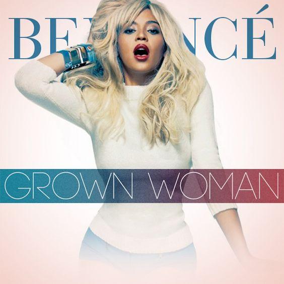 Beyoncé – Grown Woman (single cover art)