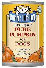 Pure Canned Pumpkin For Cats