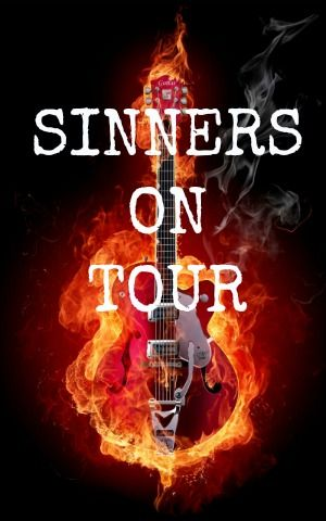 Sinners on Tour series by Olivia Cunning: