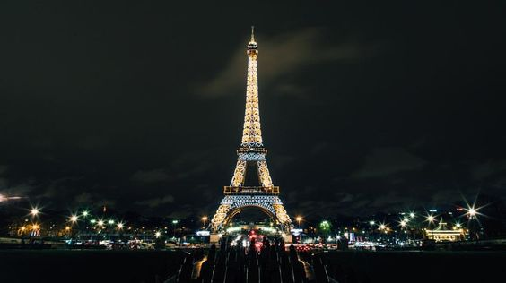 Shining Eiffel Tower   Check my other photos on my... - achargros
