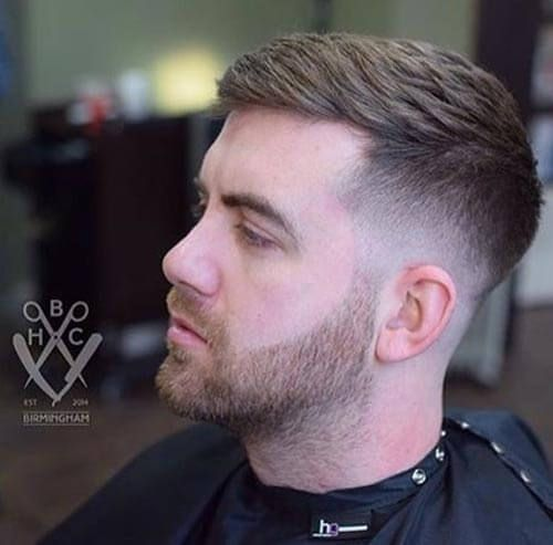24 Stunning High And Tight Fade Haircuts Latest Trends Styles Mens Hairstyles Short Mens Hairstyles 2018 Haircuts For Men
