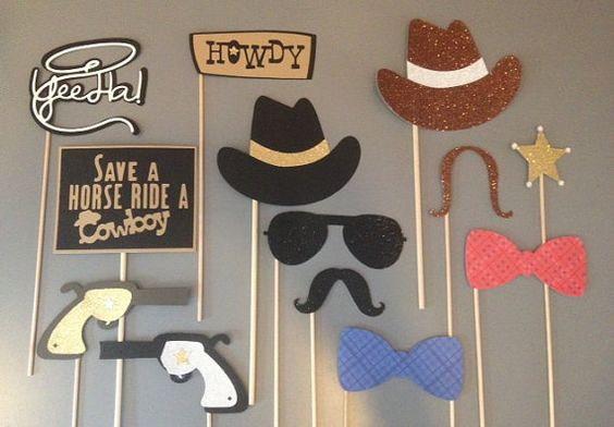 Hey, I found this really awesome Etsy listing at https://www.etsy.com/listing/197825313/wild-west-photobooth-prop-pack-cowboy