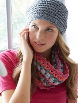 Beanie and Loop, S8961 - Free Pattern