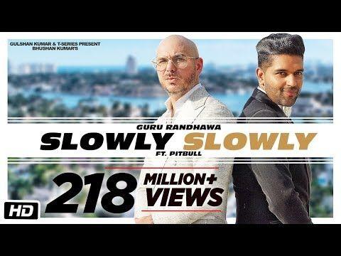 Slowly Slowly Guru Randhawa Ft Pitbull Bhushan Kumar Dj Shadow Blackout Vee Dj Moneywillz Youtube Dj Shadow Pitbull Songs Songs