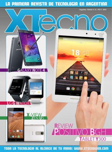 Revista XTecno - Edición 56 - Toda la tecnología al alcance de tu mano