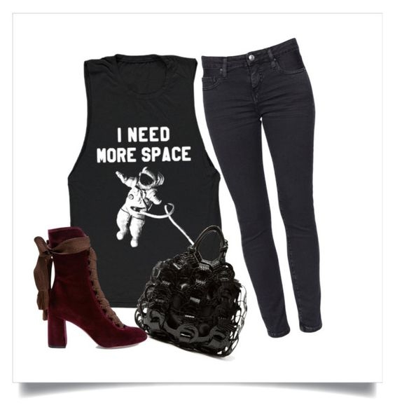 """Untitled #1612"" by coolcat64265leeacoiron ❤ liked on Polyvore featuring Chloé"