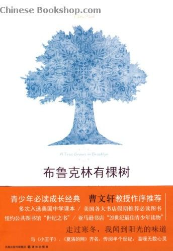 Betty Smith A Tree Grows in Brooklyn simplified Chinese book