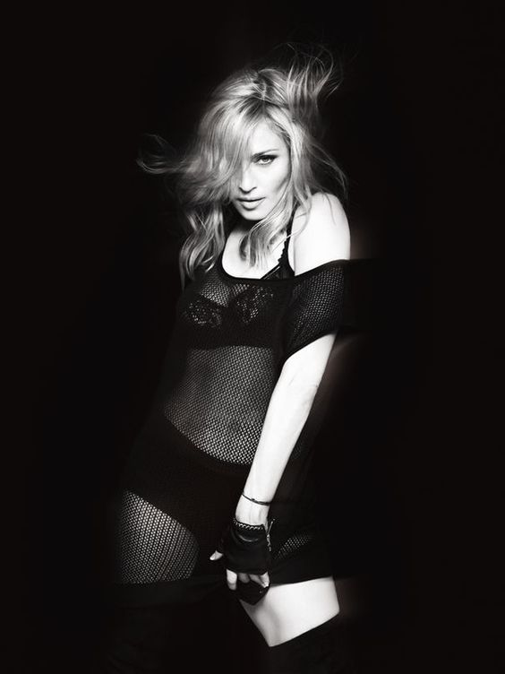 The one and only Madonna