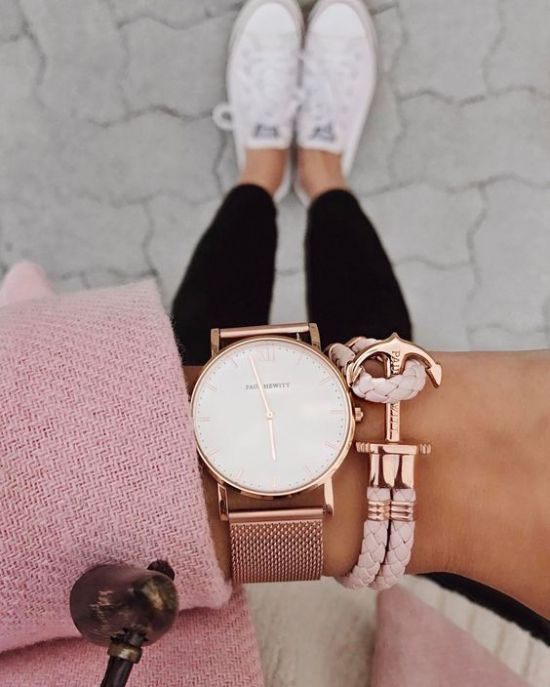 10 Wardrobe Essentials You Need By The Time You Re 25 In 2020 Fashion Watches Accessories Stylish Watches