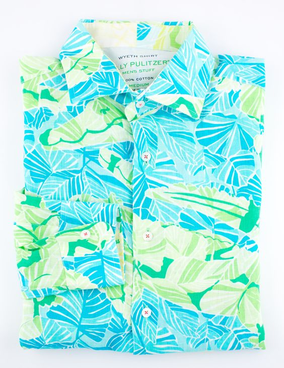 Lilly Pulitzer Wyeth Shirt (Sold)
