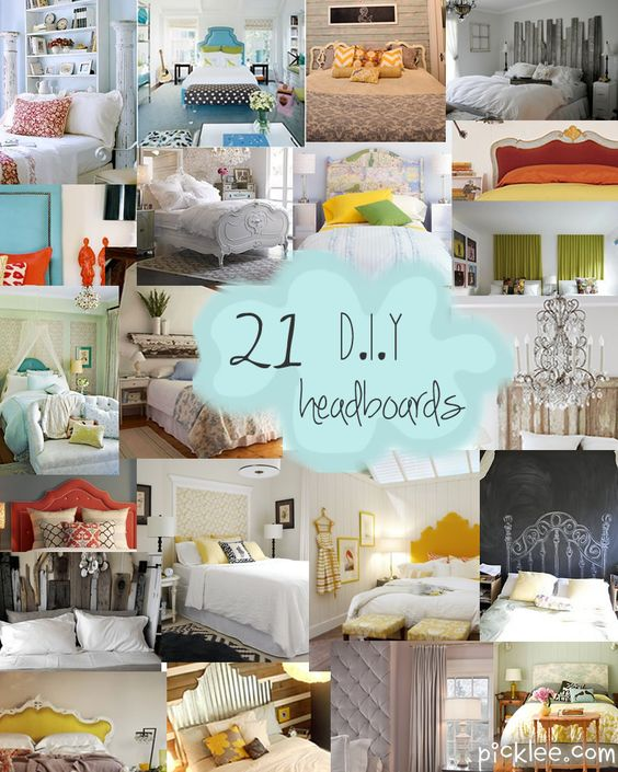 21 DIY head boards
