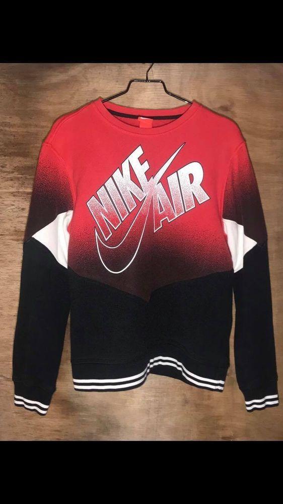 Vintage Nike Air Crew neck Sweatshirt L