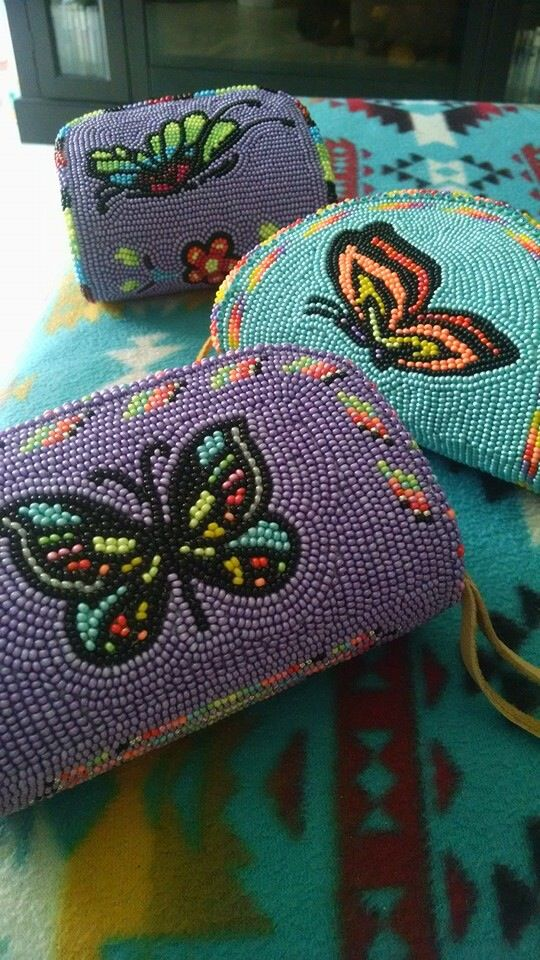 Coins Coin Purses And Beadwork On Pinterest