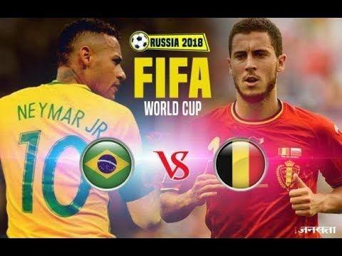 Brazil Vs Belgium 1 2 All Goals And Highlights 2nd Quarter Final With Images Match Highlights Goals World Cup