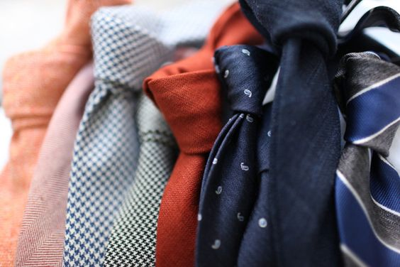 My favorite tie is the second one from the right.