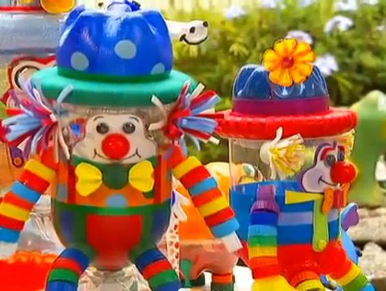 Brinquedo de garrafa PET, How do toy PET bottle, Come fare bottiglia in PET giocattolo, Как сделать игрушку ПЭТ бутылку, Cómo hacer botella PET juguete