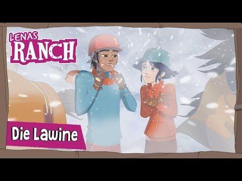 Die Lawine Staffel 2 Folge 5 Lenas Ranch Youtube Ranch Lena Pferde