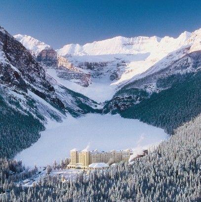 Lake Louise by Banff Lake Louise Tourism