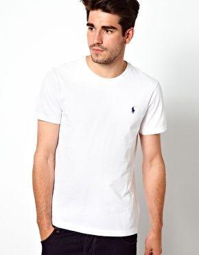 Polo Ralph Lauren Logo Crew Neck T-Shirt