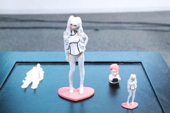 Julie Watai 3Dprint