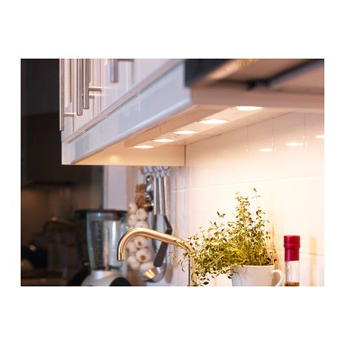 Ikea Grundtal Countertop Lighting ~ GRUNDTAL Halogen countertop light IKEA Provides an even light over the