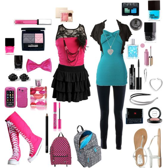 First Day Of School Outfit Ideas Middle School - cute ...